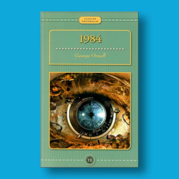 1984 - George Orwell - Total Books