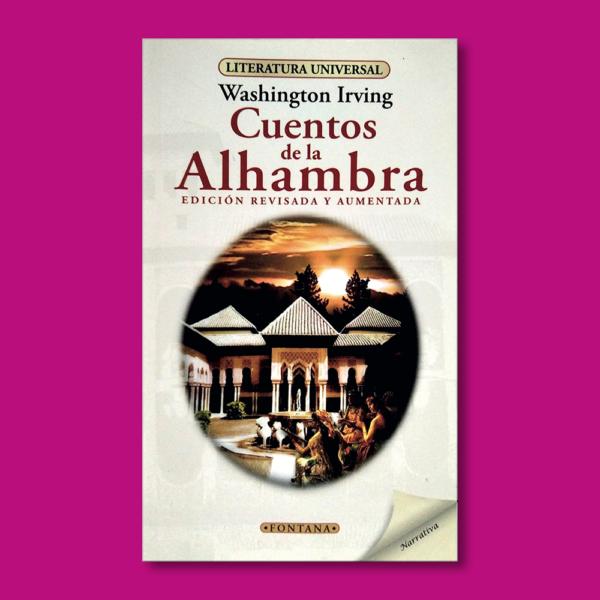 Cuentos de la alhambra - Washington Irving - Ediciones Brontes