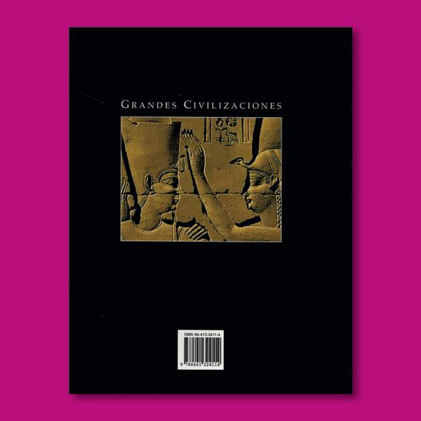 Grandes civilizaciones: Antiguo Egipto, la civilización del Nilo - Alberto Siliotti - Ediciones Folio