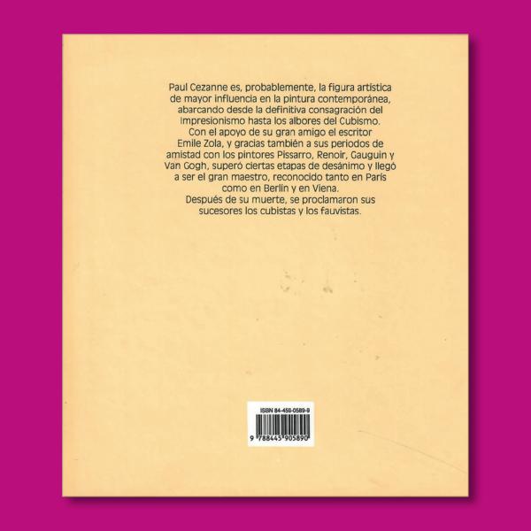 Paul Cézanne - Felicitas Tobien - Editors S.A