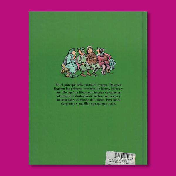 Los cuentos del dinero - Dimiter Inkiow & Rolf Rettich - Ediciones AKAL