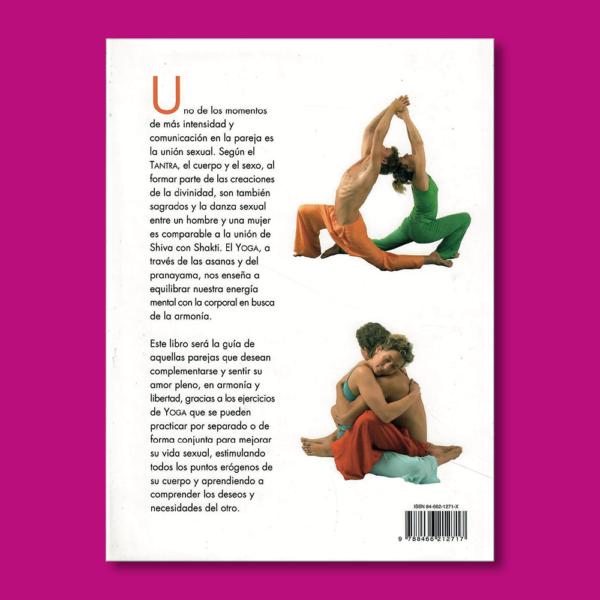 Yoga para dos - Estela Dávila - Ediciones LIBSA