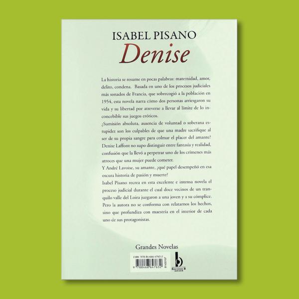 Denise - Isabel Pisano - BSA