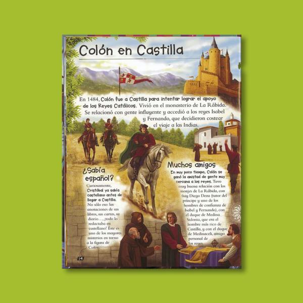 Colón: Un viajero enigmático - Varios Autores - LEXUS Editores