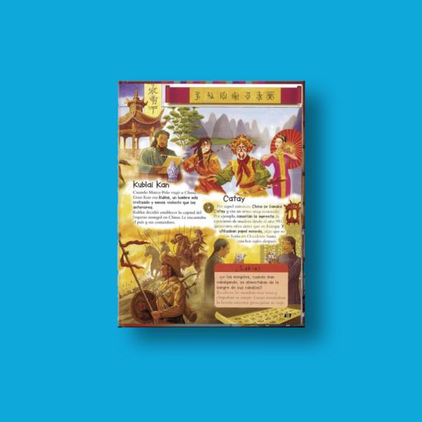 Marco Polo: Viajero y explorador - Varios Autores - LEXUS Editores