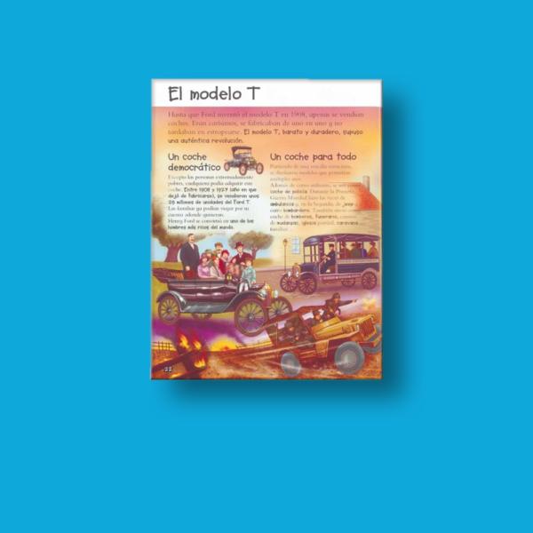 Henry Ford: El mundo sobre ruedas - Varios Autores - LEXUS Editores