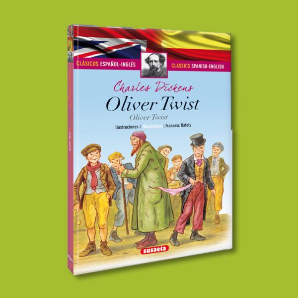 Oliver Twist - Charles Dickens - LEXUS Editores