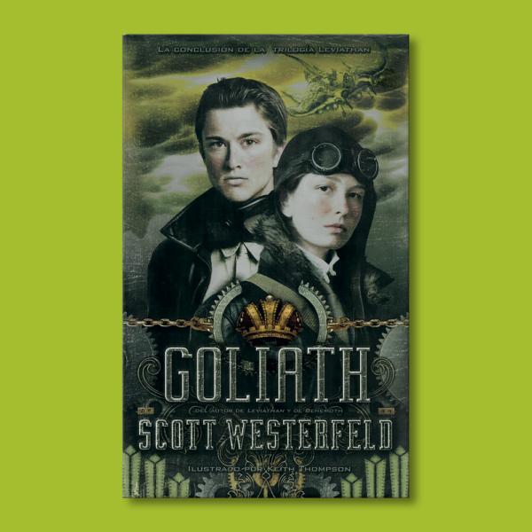 Goliath - Scott Westerfeld - Editorial Edebé