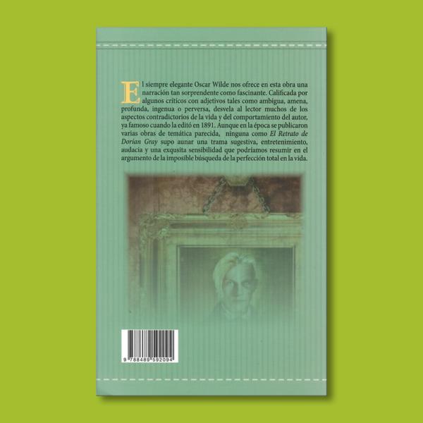 El retrato de Dorian Gray - Oscar Wilde - Alba
