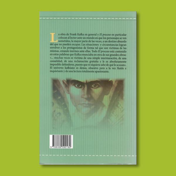 El proceso - Franz Kafka - Alba