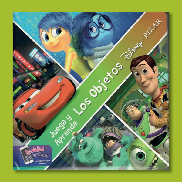 Juega y aprende: Los objetos - Varios Autores - Disney