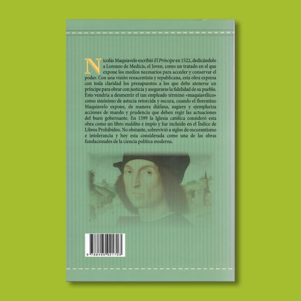 El príncipe - Nicolás Maquiavelo - Alba