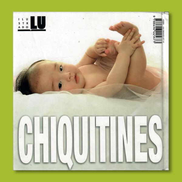 Chiquitines - Valeria Manferto de Fabianis - Editorial Folio