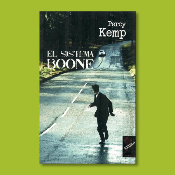 El sistema de Boone - Persy Kemp - Témpora