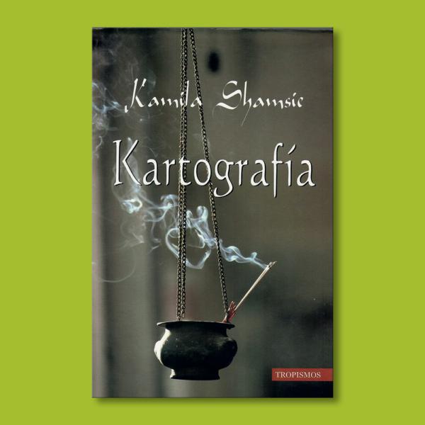 Kartografía - Kamila Shamsie - Témpora
