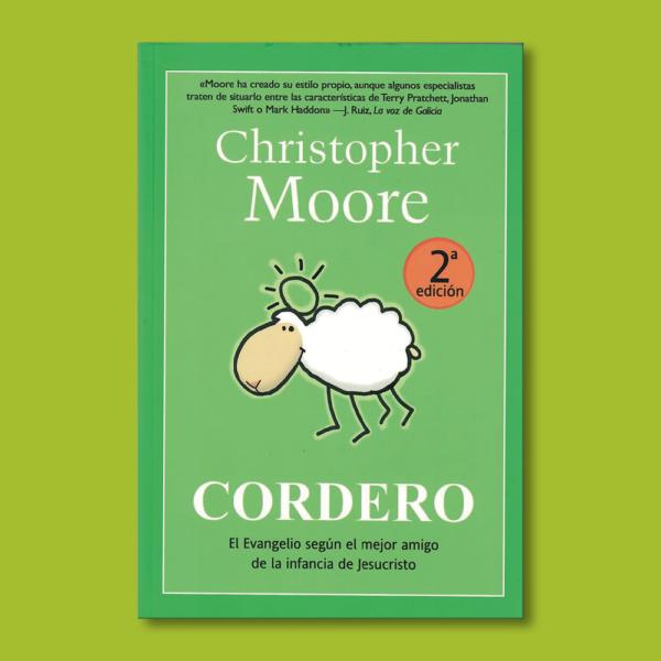Cordero - Christopher Moore - La Factoria de Ideas