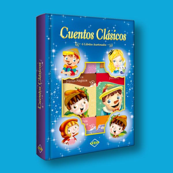 Cuentos clásicos: 6 libritos acartonados - Varios Autores - LEXUS Editores
