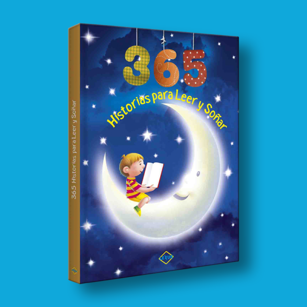 365 historias para leer y soñar - Varios Autores - LEXUS Editores