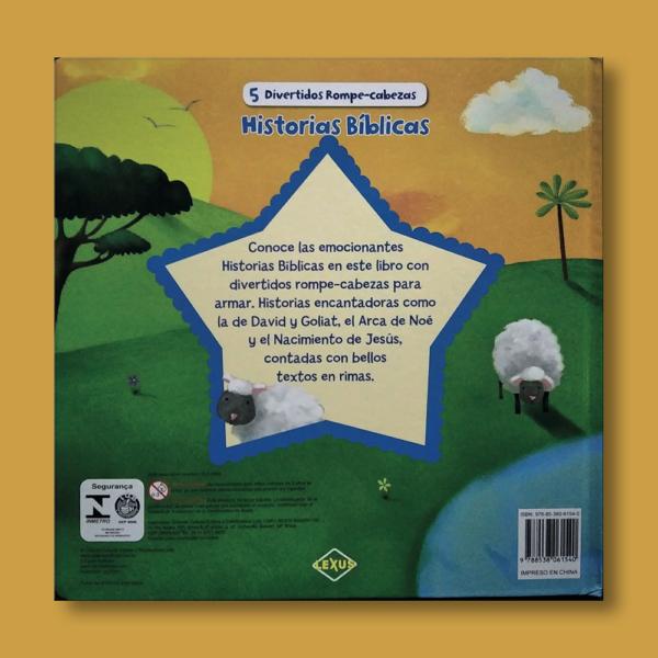 Historias Bíblicas - Varios Autores - LEXUS Editores