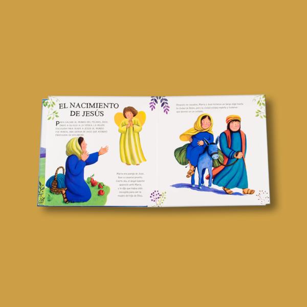 Historias de la Biblia: Pop-out - Varios Autores - LEXUS Editores