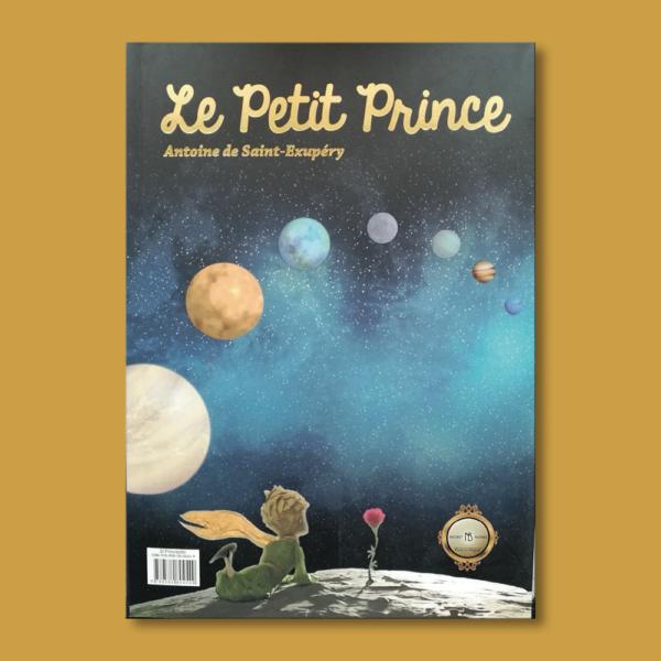 El Principito - Antoine de Saint Exupéry - Negret Books