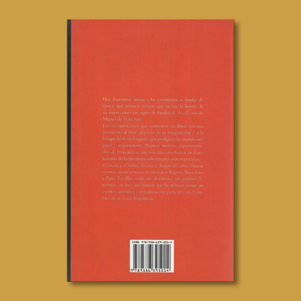 El enano y el trébol - Miguel de Francisco - Penguin Random House