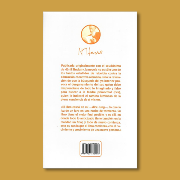 Demian - Hemann Hesse - Ediciones Gernika