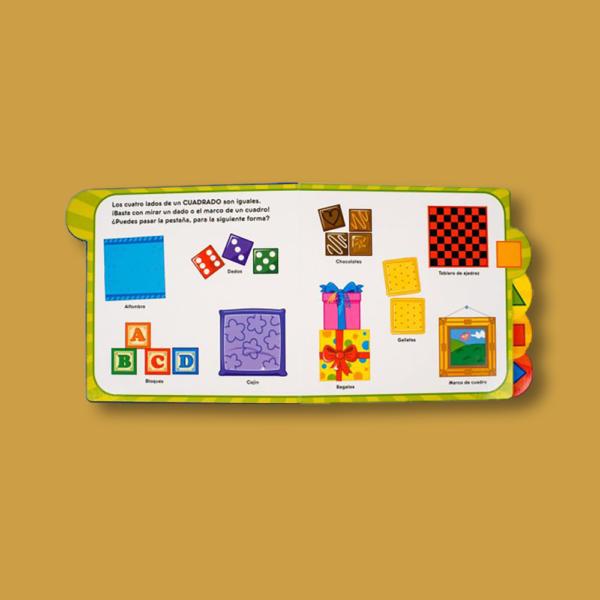 Learning tabs: Formas - Varios Autores - LEXUS Editores