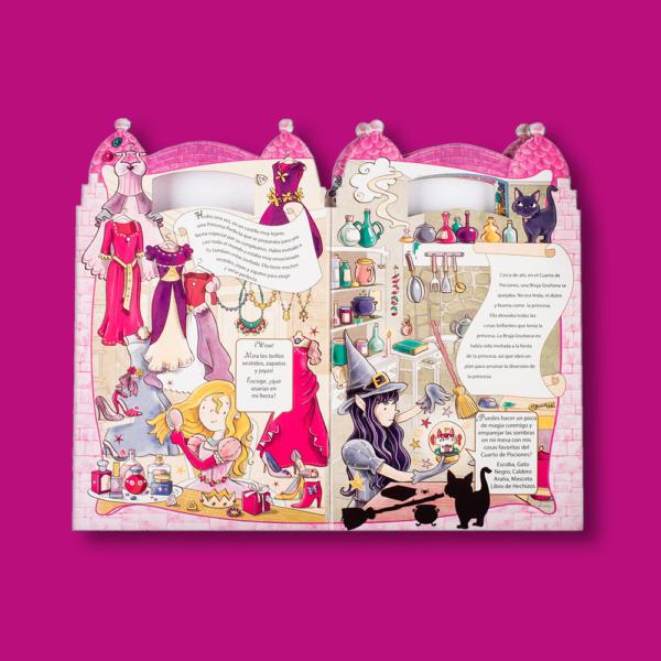 La princesa perfecta y las joyas desaparecidas - Varios Autores - LEXUS Editores