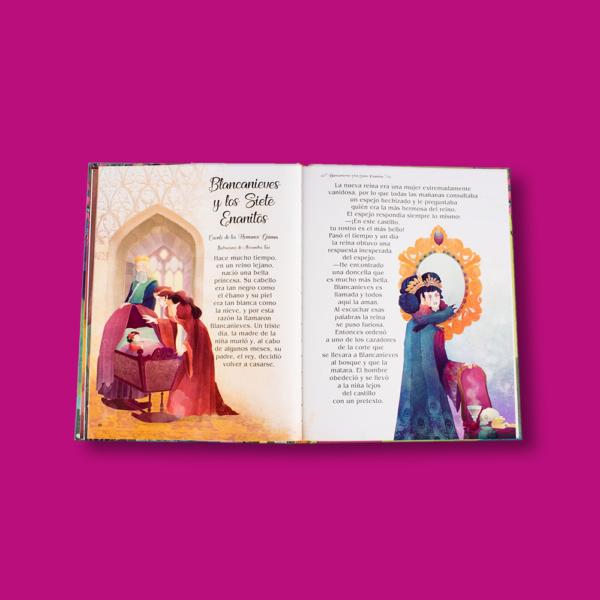 Los más bellos cuentos clásicos - Stefania Leonardi Hartley - LEXUS Editores