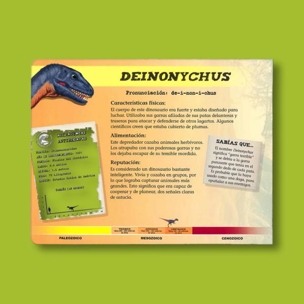 Dinosaurios inteligentes y otros animales preshistóricos - Varios Autores - LEXUS Editores