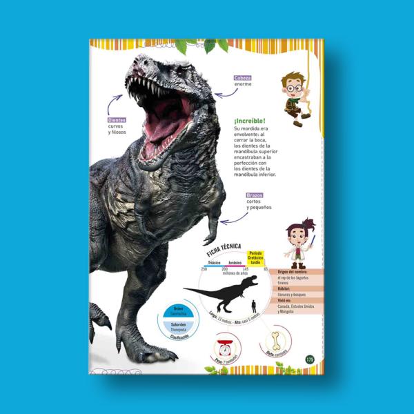 Dinosaurios el gran safari - Varios Autores - LEXUS Editores