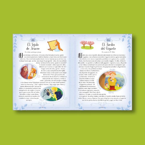 101 cuentos y fábulas para niños - Varios Autores - LEXUS Editores