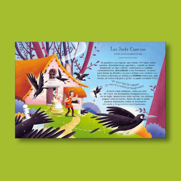 Los más bellos cuentos de magía y hechizos - Varios Autores - LEXUS Editores