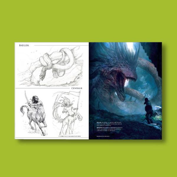 CreaTuanary: The Artbook - Joshua Cairós - LEXUS Editores